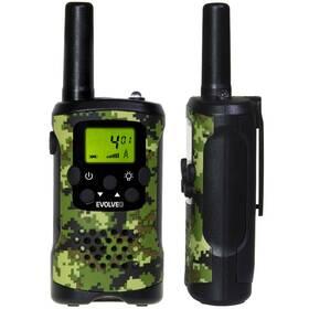 Vysílačky Evolveo FreeTalk XM2 (FT-XM2) černá/zelená