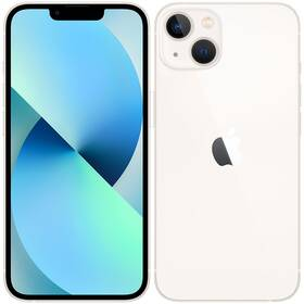 Mobilní telefon Apple iPhone 13 mini 256GB Starlight (MLK63CN/A)