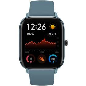 Chytré hodinky Amazfit GTS (A1914-SB) modré