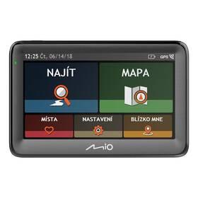 Navigační systém GPS Mio Pilot 15 LM 45 EU černá