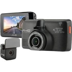 Autokamera Mio MiVue 798 Dual černá