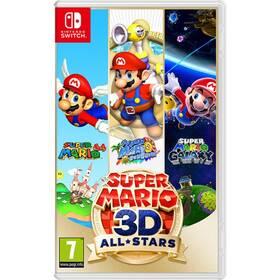 Hra Nintendo SWITCH Super Mario 3D All Stars (NSS671)
