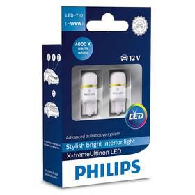 Autožárovka Philips X-tremeUltinon LED W5W, 2ks (127994000KX2)