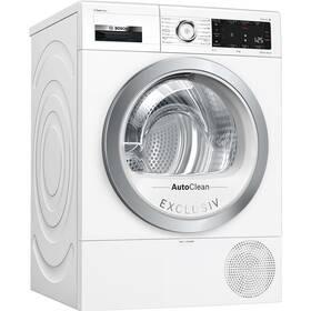 Sušička prádla Bosch Serie | 8 WTX87KH0BY bílá