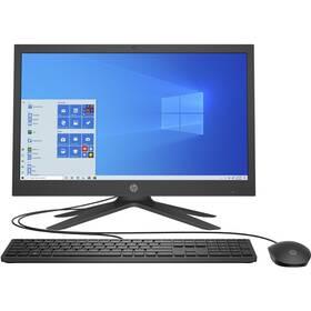 Počítač All In One HP 21-b0001nc (2X3D7EA#BCM) černý