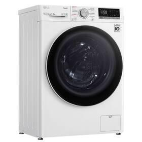 Pračka se sušičkou LG F2DV5S7S0 bílá