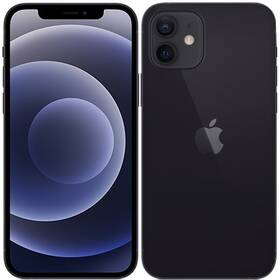 Mobilní telefon Apple iPhone 12 mini 128 GB - Black (MGE33CN/A)