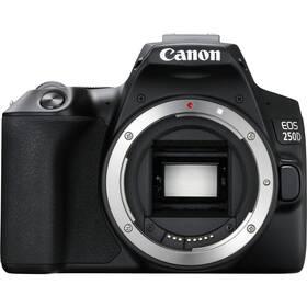 Digitální fotoaparát Canon EOS 250D tělo (3454C001) černý