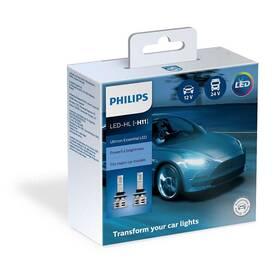 Autožárovka Philips LED H11 Ultinon Essential 2 ks (11362UE2X2)
