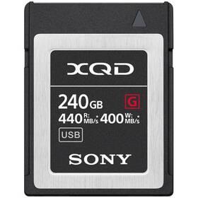 Paměťová karta Sony XQD G 240 GB (440R/400W) (QDG240F)
