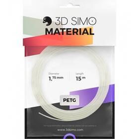 Náplň 3D SIMO PETG/PLA - transparent 15m (G3D3002)