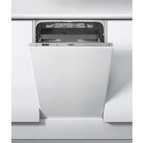 Myčka nádobí Whirlpool WSIC 3M27 C stříbrná