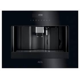 Espresso AEG Mastery KKE884500B černý