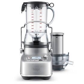 Odšťavňovač s mixérem SAGE SJB815 šedý