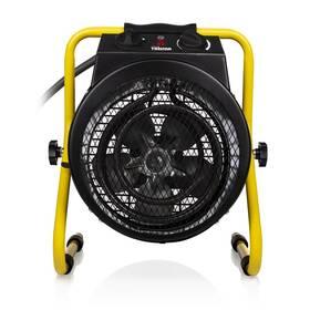 Teplovzdušný ventilátor Tristar KA-5062 černý/žlutý