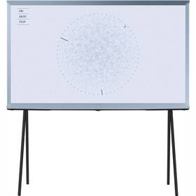 Televize Samsung The Serif QE55LS01TB modrá
