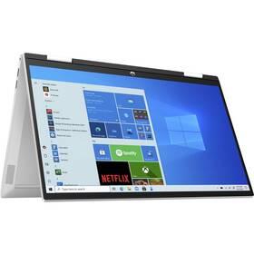 Notebook HP Pavilion x360 15-er0604nc (4R811EA#BCM) stříbrný