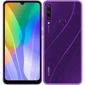 Mobilní telefon Huawei Y6p (HMS) (SP-Y6P64DSPOM) fialový