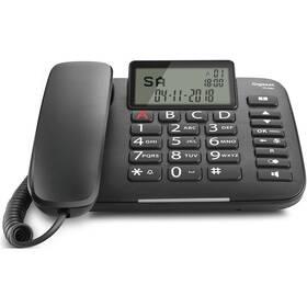 Domácí telefon Gigaset DL380 (S30350-S217-R601) černý