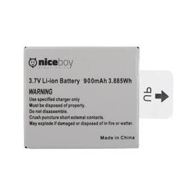 Baterie Niceboy 900mAh pro VEGA a VEGA + (vega-200)