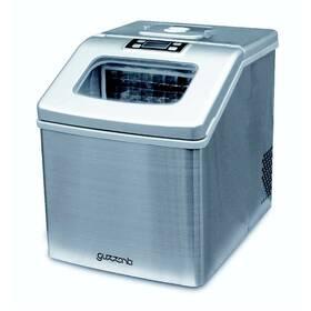 Výrobník ledu Guzzanti GZ 124 (GZ124) bílý/nerez