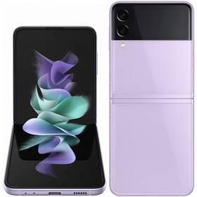 Mobilní telefon Samsung Galaxy Z Flip3 128 GB 5G (SM-F711BLVBEUE) fialový