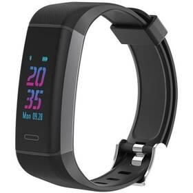 Fitness náramek Carneo G-Fit+ (8588006962734) černý