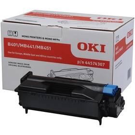 Válec OKI B401/MB441/MB451/MB451w, 25000 stran (44574307)