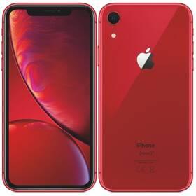 Mobilní telefon Apple iPhone XR 64 GB - (PRODUCT)RED (MH6P3CN/A)