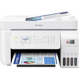 Tiskárna multifunkční Epson EcoTank L5296 (C11CJ65404) bílá