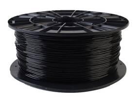 Tisková struna Filament PM 1,75 PLA, 1 kg (F175PLA_BK) černá