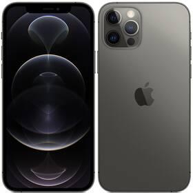 Mobilní telefon Apple iPhone 12 Pro 128 GB - Graphite (MGMK3CN/A)