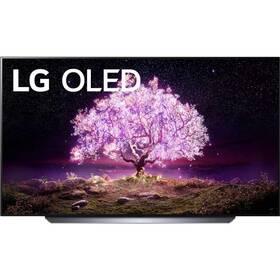 Televize LG OLED77C11 černá