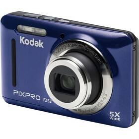 Digitální fotoaparát Kodak Friendly Zoom FZ53 (819900012583) modrý