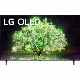 Televize LG OLED48A1 černá