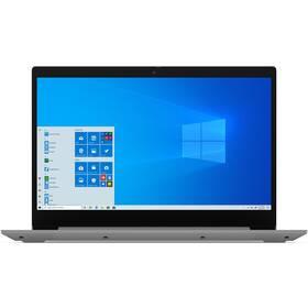 Notebook Lenovo IdeaPad 3-15ADA05 (81W1009UCK) šedý