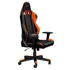 Herní židle Canyon Deimos (CND-SGCH4) černá/oranžová