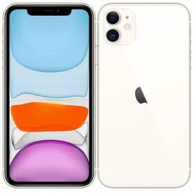 Mobilní telefon Apple iPhone 11 128 GB - White (MHDJ3CN/A)