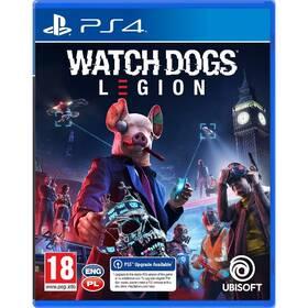 Hra Ubisoft PlayStation 4 Watch Dogs Legion (USP484111)