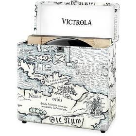 Kufřík Victrola na vinylové desky (VSC-20-P4-EU) bílý
