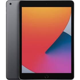 Dotykový tablet Apple iPad (2020) Wi-Fi 128GB - Space Grey (MYLD2FD/A)
