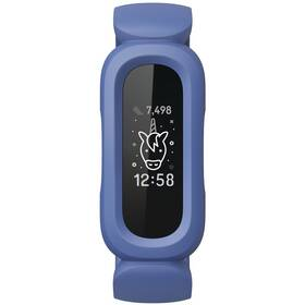 Fitness náramek Fitbit Ace 3 (FB419BKBU) modrý/zelený