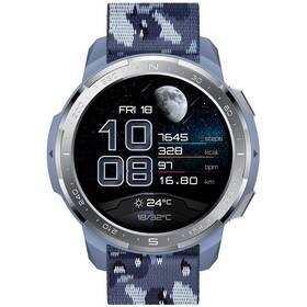 Chytré hodinky Honor Watch GS Pro - ZÁNOVNÍ - 12 měsíců záruka modré