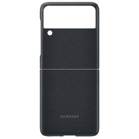 Kryt na mobil Samsung Aramid Cover Galaxy Z Flip3 (EF-XF711SBEGWW) černý