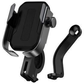 Držák na mobil Baseus Armor Motorcycle Holder (SUKJA-01) černý