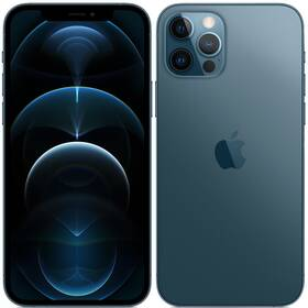 Mobilní telefon Apple iPhone 12 Pro 256 GB - Pacific Blue (MGMT3CN/A)