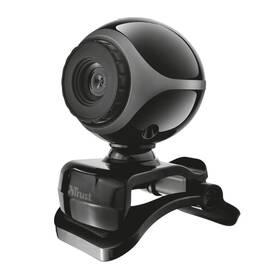 Webkamera Trust Exis (17003) černá