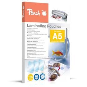 Laminovací fólie Peach A5 (154x216mm), 125mic, 100 ks (PP525-03)