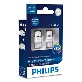 Autožárovka Philips X-tremeUltinon LED T10 2 ks (127996000KX2)