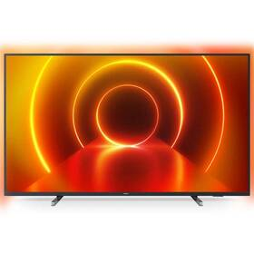 Televize Philips 58PUS7805 stříbrná